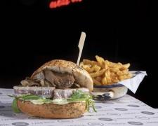 New tataki burger